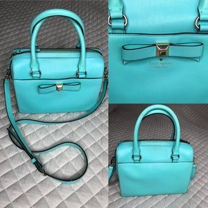 Kate Spade Satchel with removable shoulder strap